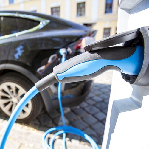 borne de recharge électrique voiture électrique