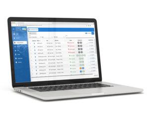 logiciel SAP de gestion de l'infrastructure de recharge des véhicules électrique
